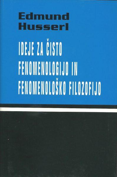 IdejeZaČistoFenomenologijo