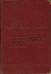 Milcinski_Dnevnik_1914-1920