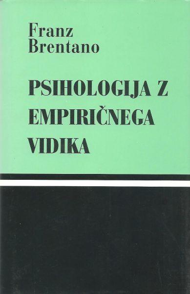 PsihologijaZEmpiričnega Vidika