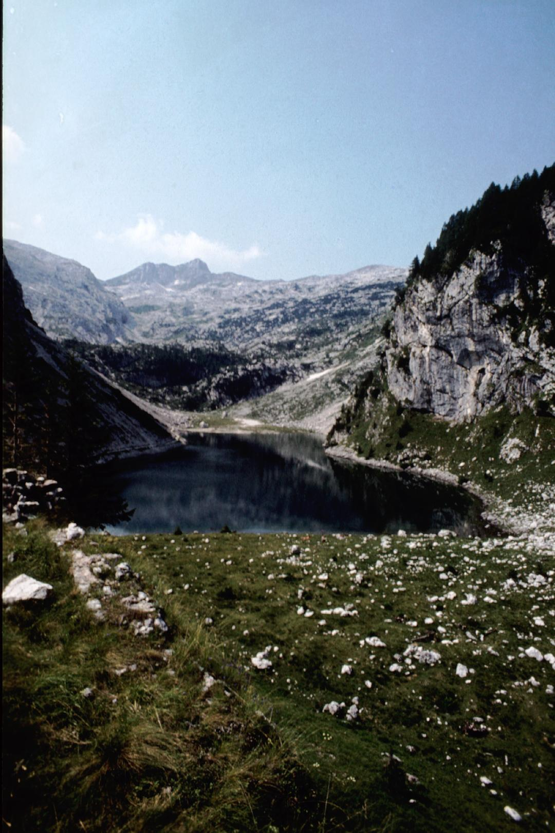 Predavanje Visokogorska jezera, v sedimentih zapisana zgodovina
