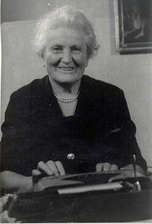Dr. Angela Piskernik (1886–1967)