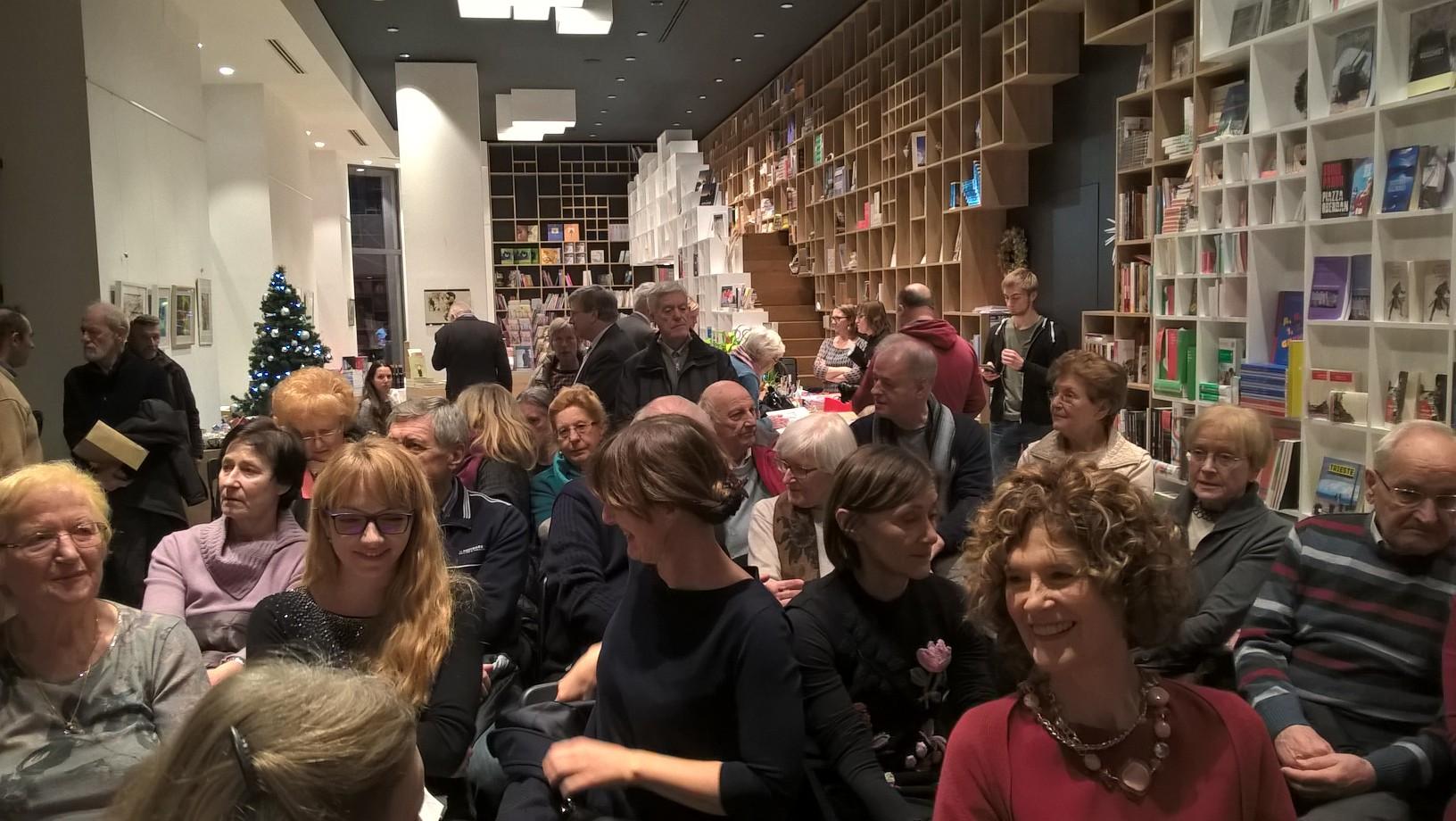 Srečanje- Književnost kot ustvarjalnost enotnega slovenskega kulturnega prostora
