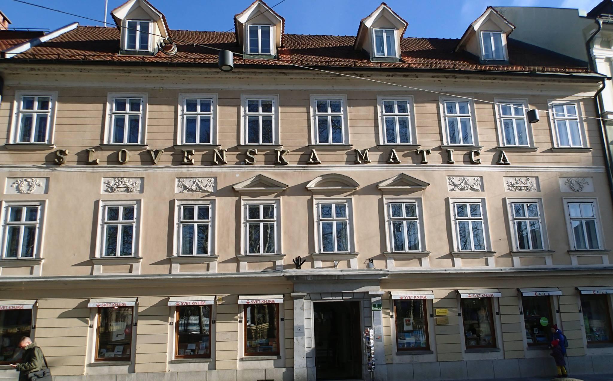 Ob 155-letnici delovanja Slovenske matice
