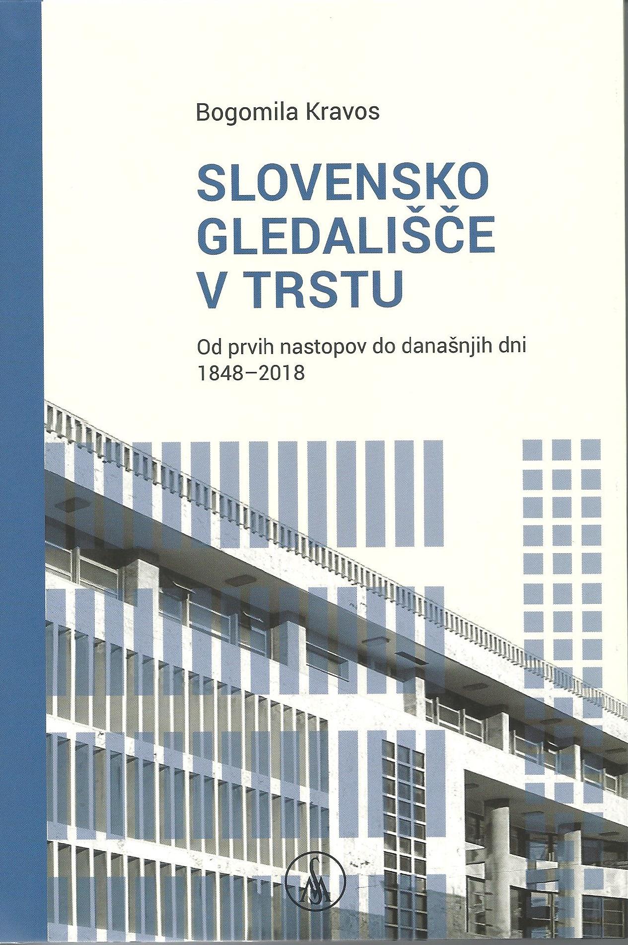 Pogovor o knjigi Bogomile Kravos Slovensko gledališče v Trstu