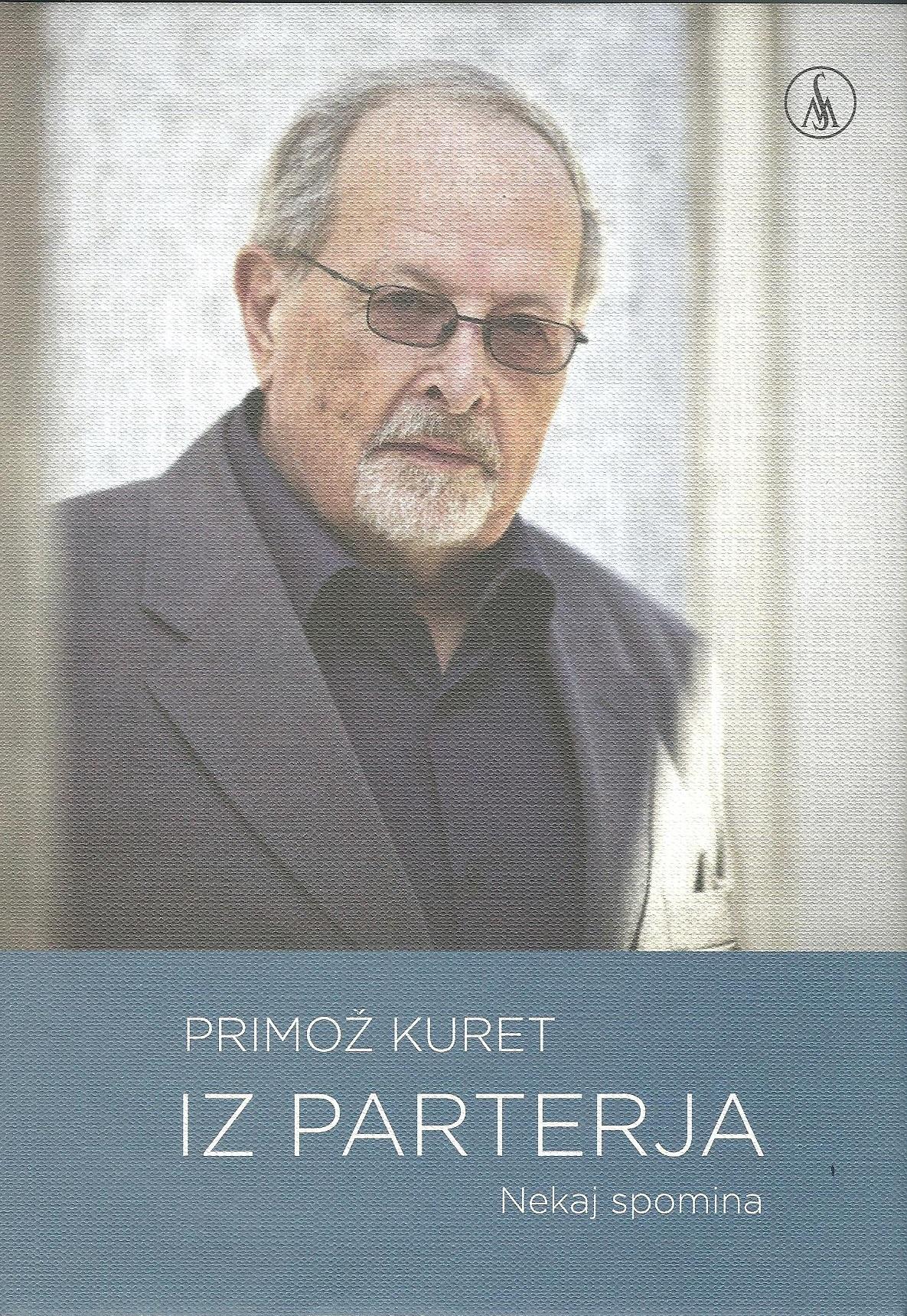Predstavitev knjige Primoža Kureta Iz parterja. Nekaj spomina