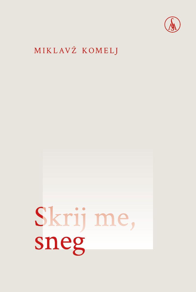 Predstavitev romana Skrij me, sneg