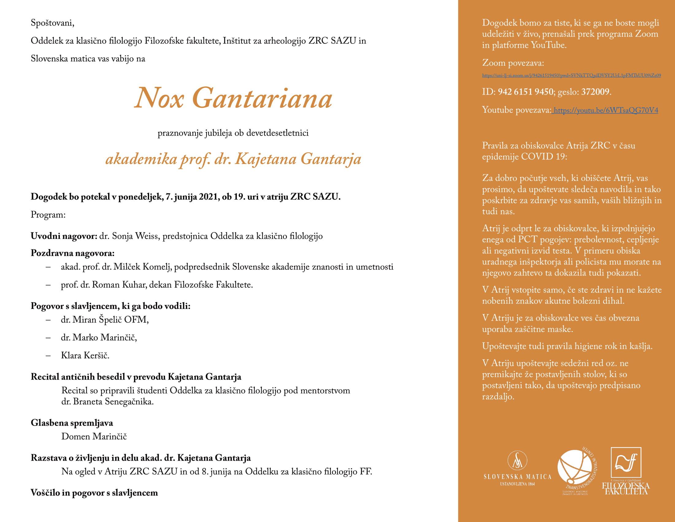Nox Gantariana