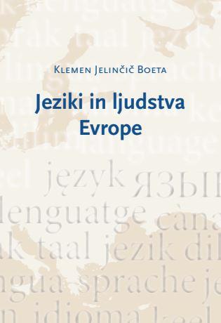 JezikiInLjudstva Evrope